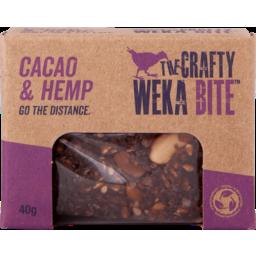 Photo of Weka Bite Cacao Hemp 40g