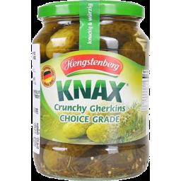 Photo of Heng Knax Crunchy Gherkins 720ml