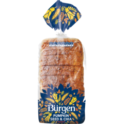 Photo of Burgen Bread Pumpkin Seed Chia 700g