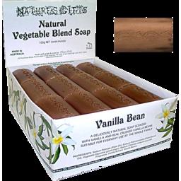 Photo of Veg. Soap - 'Vanilla Bean' 100g