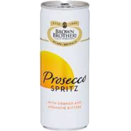Photo of Brown Brothers Prosecco Spritz Can 250ml