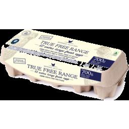 Photo of Mve True Free Range Eggs 700g