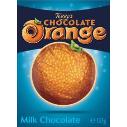 Photo of Tco Terry's Milk Chocolate Orange 157g 157g