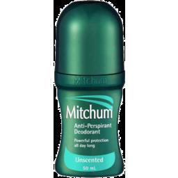 Photo of Mitchum Anti Perspirant Deodorant Unscented For Sensitive Skin 50ml