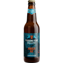Photo of Prancing Pony Amber Ale Bottles