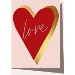 Photo of Elm Flower Red Heart $6.50