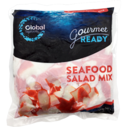 Photo of Global Seafood Salad Mix 500gm