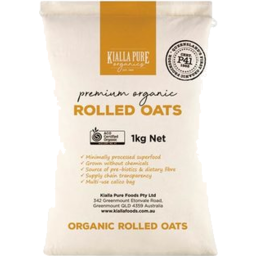 Photo of Kialla Cereal - Rolled Oats