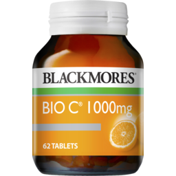 Photo of Blackmores Cold Relief Bio C 1000mg 62 Pack