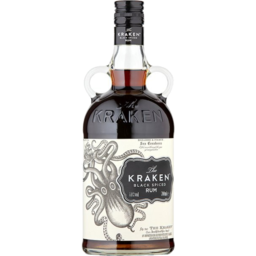 Photo of The Kraken Black Spiced Rum