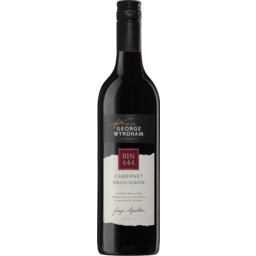 Photo of Wyndham Estate Bin 444 Cabernet Sauvignon 750ml