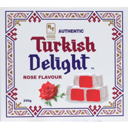 Photo of Turkish Delight Rose Flavour 250gm