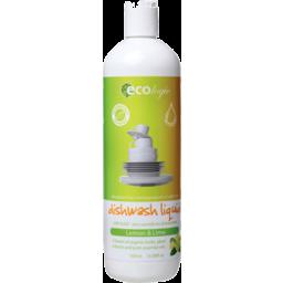 Photo of Ecologic Dishwash Liquid - Lemon & Lime