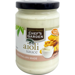 Photo of Chefs Garden Aioli Sauce 300g