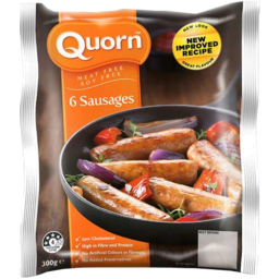 Photo of Quorn-Sausages 300g