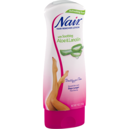Photo of Nair Hair Remover Lotion With Soothing Aloe & Lanolin