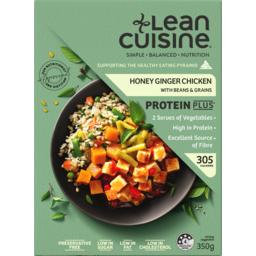 Photo of Lean Cuisine Honey Ginger Chicken 350gm