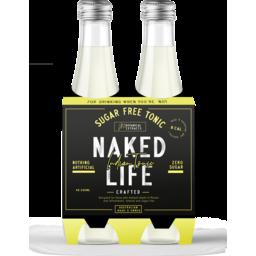 Photo of Naked Life  Tonic - Indian (Citrus & Cinchona)
