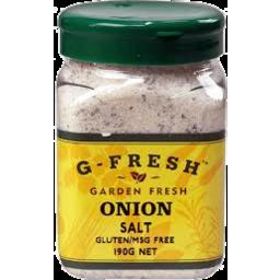Photo of Onion salt G Fresh