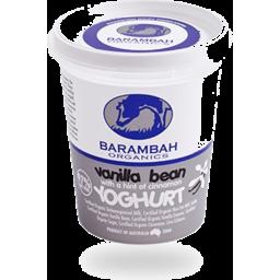 Photo of Barambah Yoghurt - Vanilla Bean With A Hint Of Cinammon