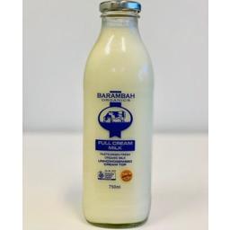 Photo of Milk 750ml - Glass