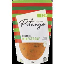 Photo of Pitango Organic Minestrone Soup 500g