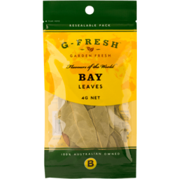 Photo of GFresh Bay Leaves 4g