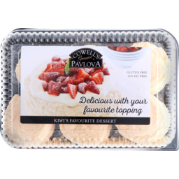 Photo of Cowells Pavlova 6 Pack