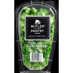 Photo of Butler Pantry Coriander Punnet 20gm