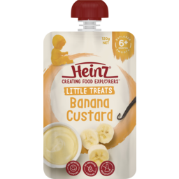 Photo of Heinz Banana Custard 120g