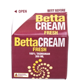 Photo of Betta Cream Carton 300ml