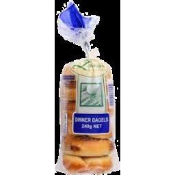 Photo of Lichtenstein Bakehouse Dinner Bagels 240g