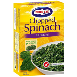 Photo of Birds Eye Chopped Spinach 250g
