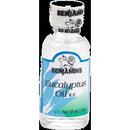 Photo of Benjamins Eucalyptus Oil
