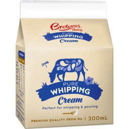 Photo of Brownes Whipping Cream (300ml)