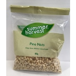 Photo of Summer Harvest Pine Nuts 80gm