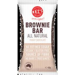 Photo of Kez Brownie Bar Choc Crunch 45g