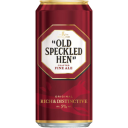 Photo of Old Speckled Hen Can 500ml