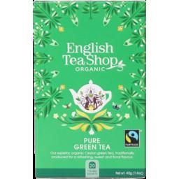 Photo of English Tea Shop Tea - Green