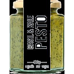 Photo of Botanical Cusine Basil & Kale Pesto 250g