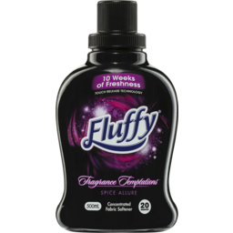 Photo of Fluffy Ultra Fragrance Temptations Spice Allure 500ml 500ml