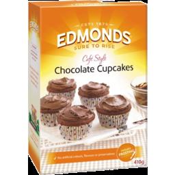 Photo of Edmonds Cupcake Mix Chocolate 410g