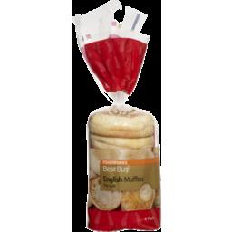 Photo of Best Buy English Muffin 6pk