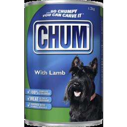 Photo of Chum Dog Food Lamb 1.2 Kg