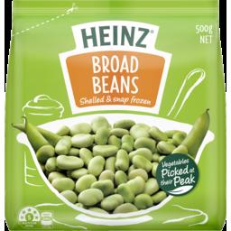 Photo of Heinz Frozen Broad Beans 500g