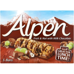 Photo of Alpen Frut & Nut With Milk Chocolate