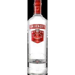 Photo of Smirnoff No.21 Red Label Vodka 1l