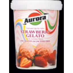 Photo of Aurora Strawberry Gelato 500ml