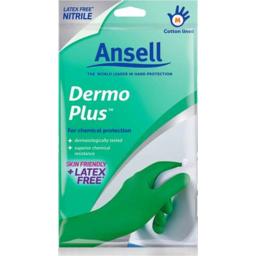 Photo of Ansell Glove Der/Plus Sml 1pr