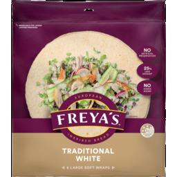 Photo of Freya's Wraps Traditional White 420g